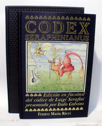 CODEX SERAPHINIANUS - 15. Los Signos del Hombre - SERAFINI, Luigi